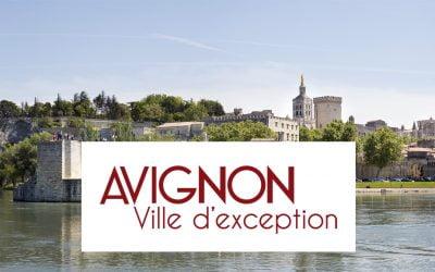 Rhéso Formation et la ville d'Avignon