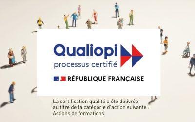 Rhéso Formation certifié Qualiopi !